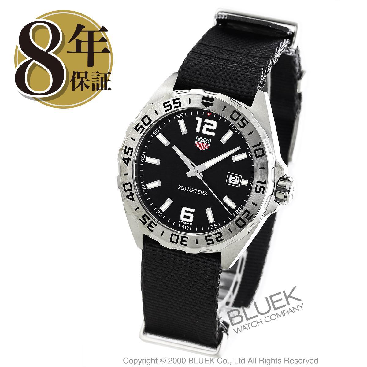 タグホイヤー フォーミュラ1 腕時計 メンズ TAG Heuer WAZ1015.FC8198_8