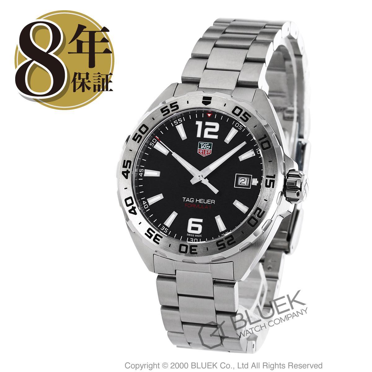 タグホイヤー フォーミュラ1 腕時計 メンズ TAG Heuer WAZ1112.BA0875_8
