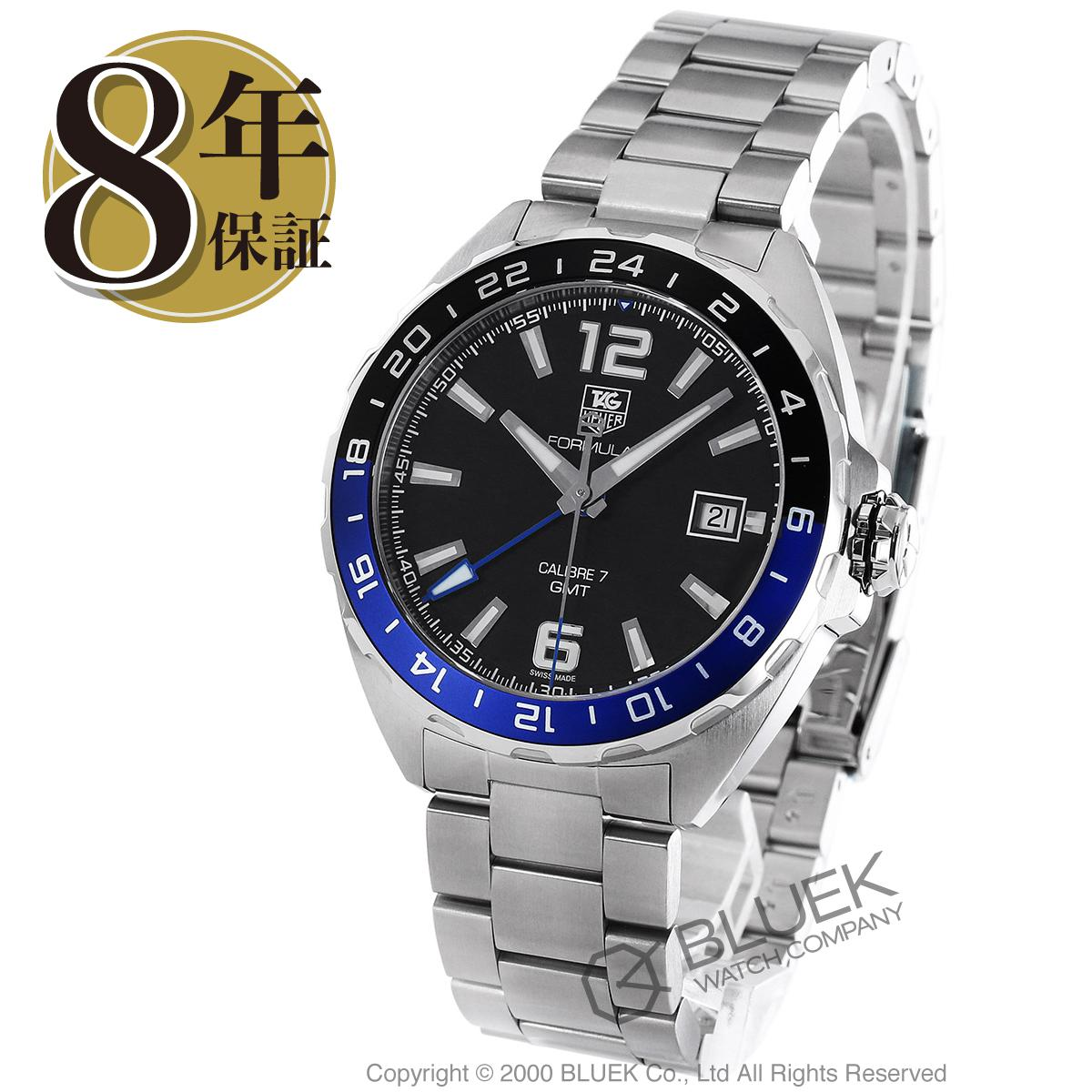 タグホイヤー フォーミュラ1 GMT 腕時計 メンズ TAG Heuer WAZ211A.BA0875_8