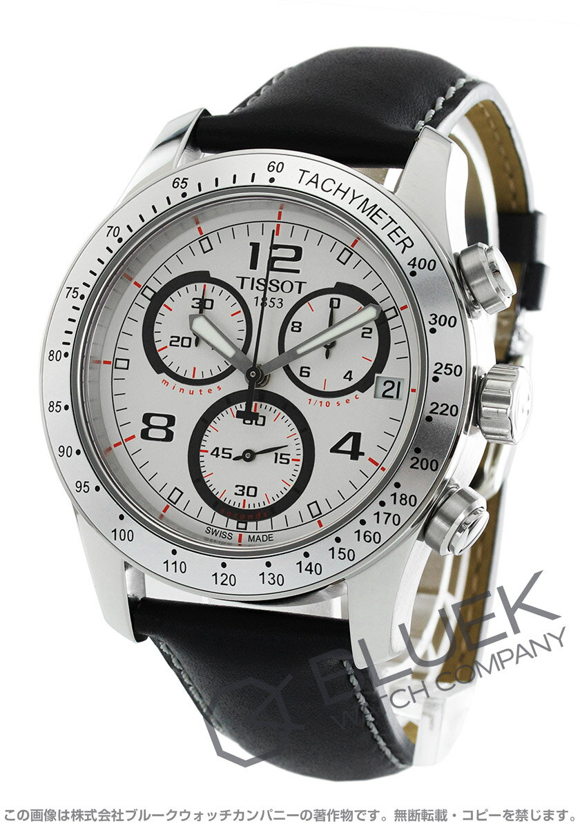 ティソ TISSOT 腕時計 T-スポーツ V8 メンズ T039.417.16.037.02