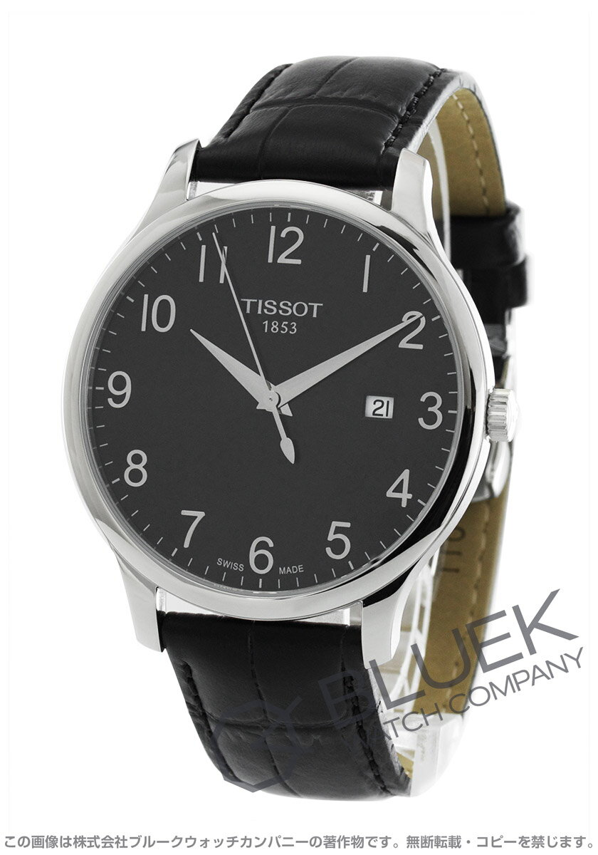 ティソ TISSOT 腕時計 T-クラシック トラディション メンズ T063.610.16.052.00