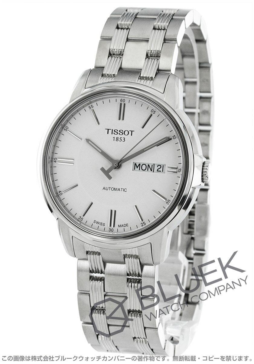 ティソ TISSOT 腕時計 T-クラシック オートマチックIII メンズ T065.430.11.031.00