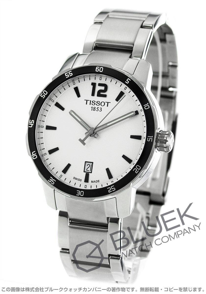 ティソ TISSOT 腕時計 T-スポーツ クイックスター メンズ T095.410.11.037.00