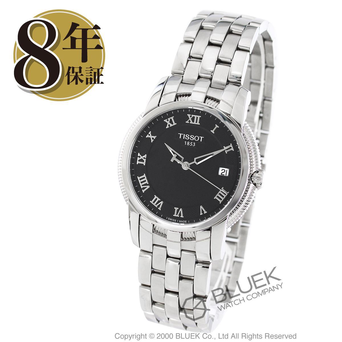 ティソ T-クラシック バラードIII 腕時計 メンズ TISSOT T031.410.11.053.00_8