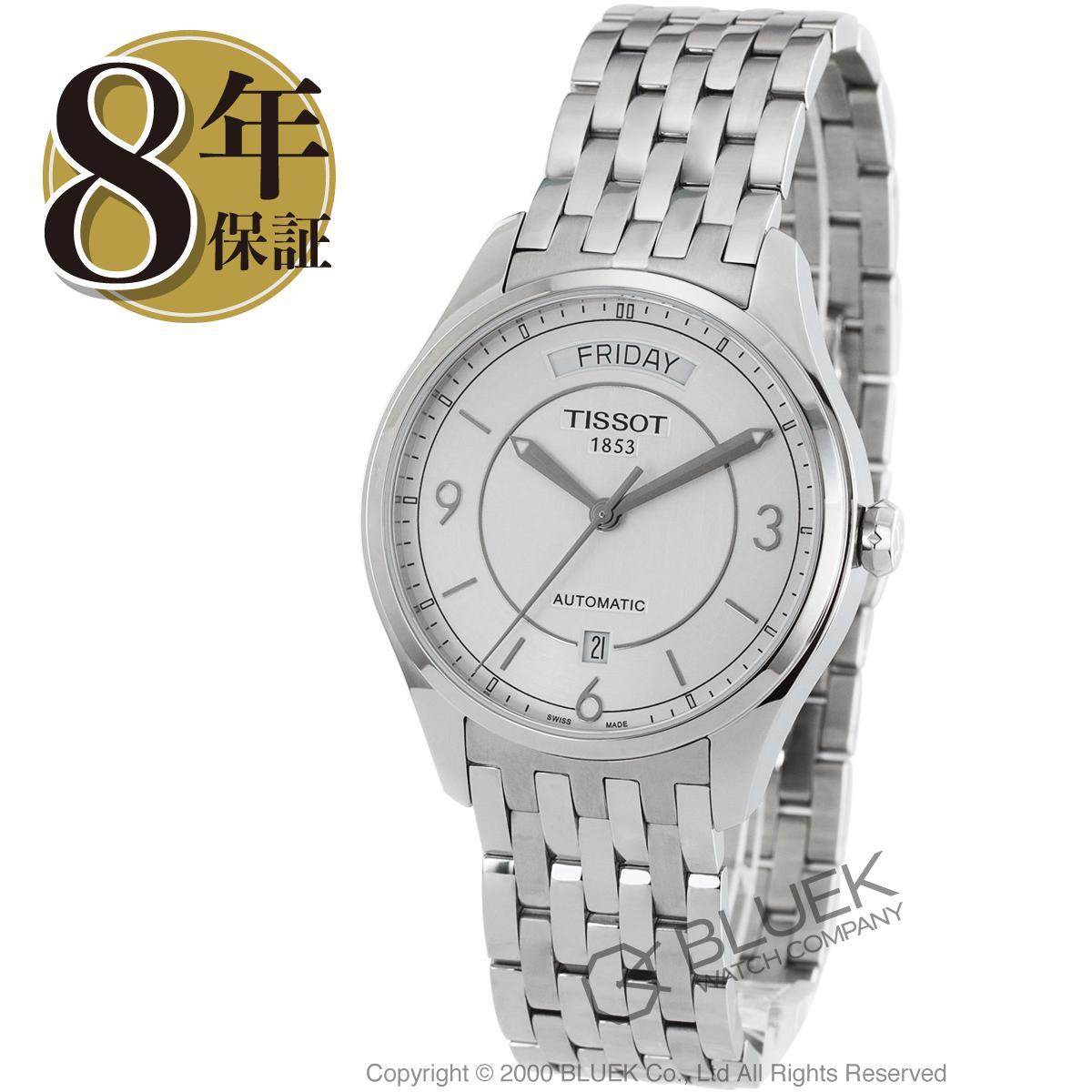 ティソ T-クラシック T-ONE 腕時計 メンズ TISSOT T038.430.11.037.00_8