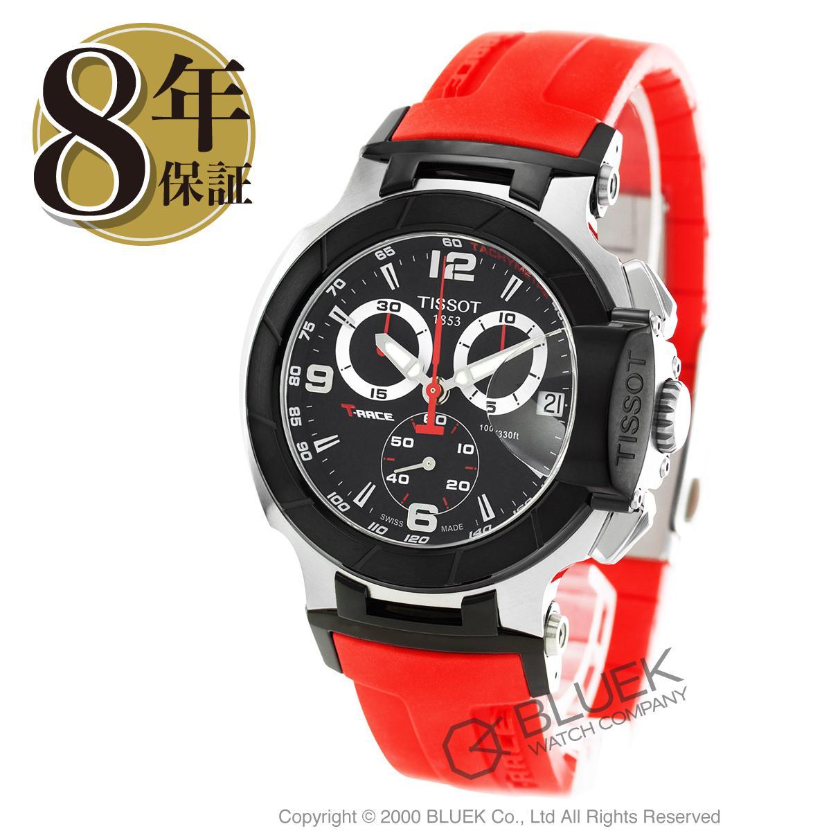 ティソ T-スポーツ T-レース クロノグラフ 腕時計 メンズ TISSOT T048.417.27.057.01_8