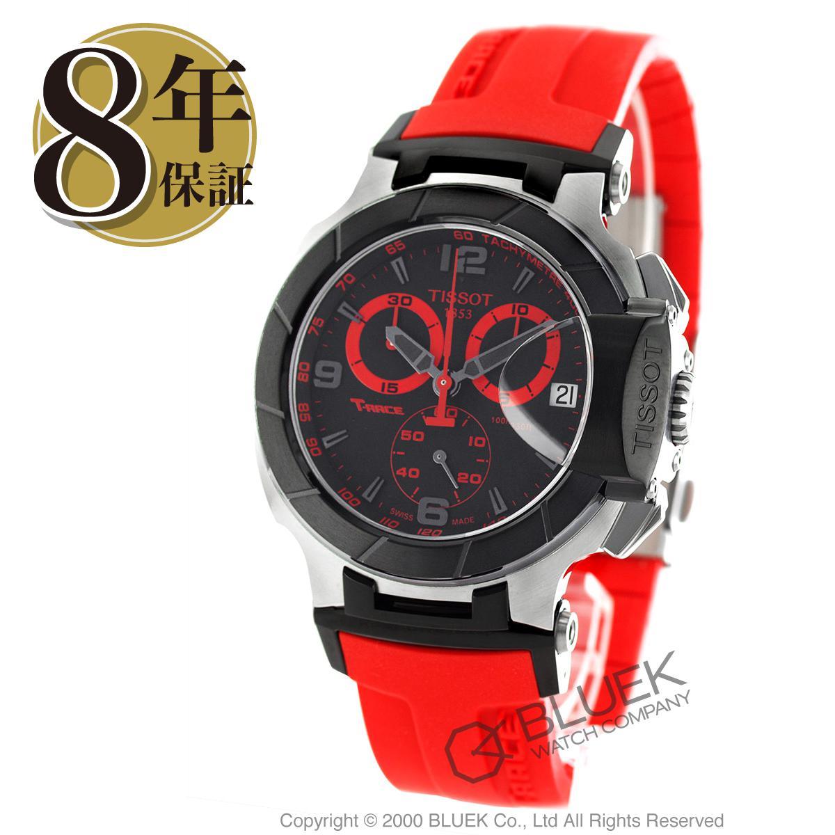 ティソ T-スポーツ T-レース クロノグラフ 腕時計 メンズ TISSOT T048.417.27.057.02_8