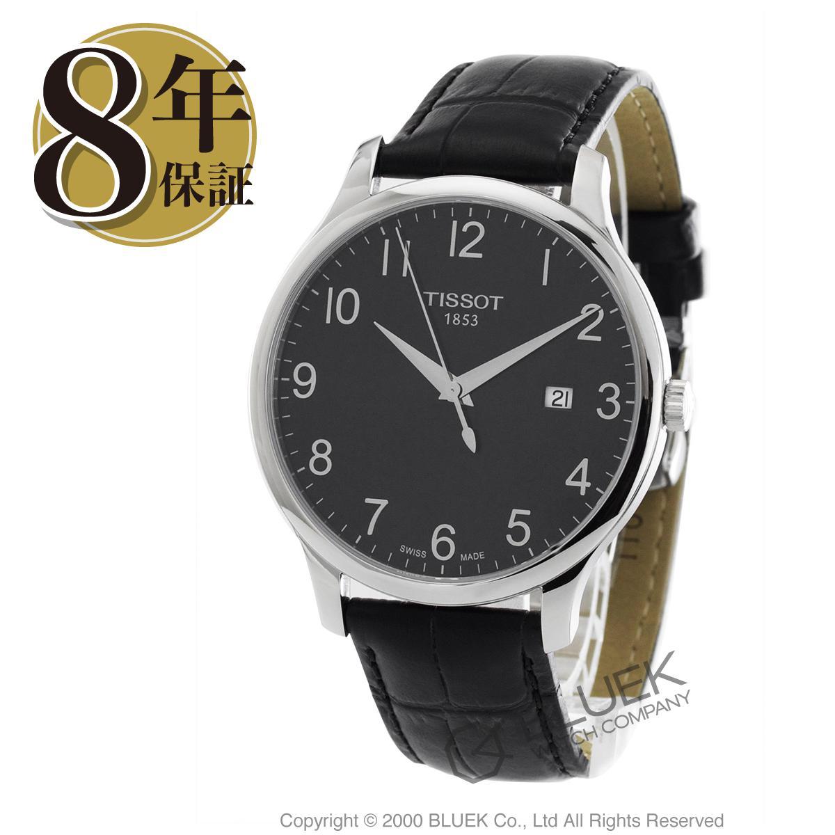 ティソ T-クラシック トラディション 腕時計 メンズ TISSOT T063.610.16.052.00_8