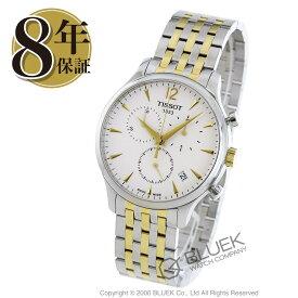 ティソ T-クラシック トラディション クロノグラフ 腕時計 メンズ TISSOT T063.617.22.037.00_8