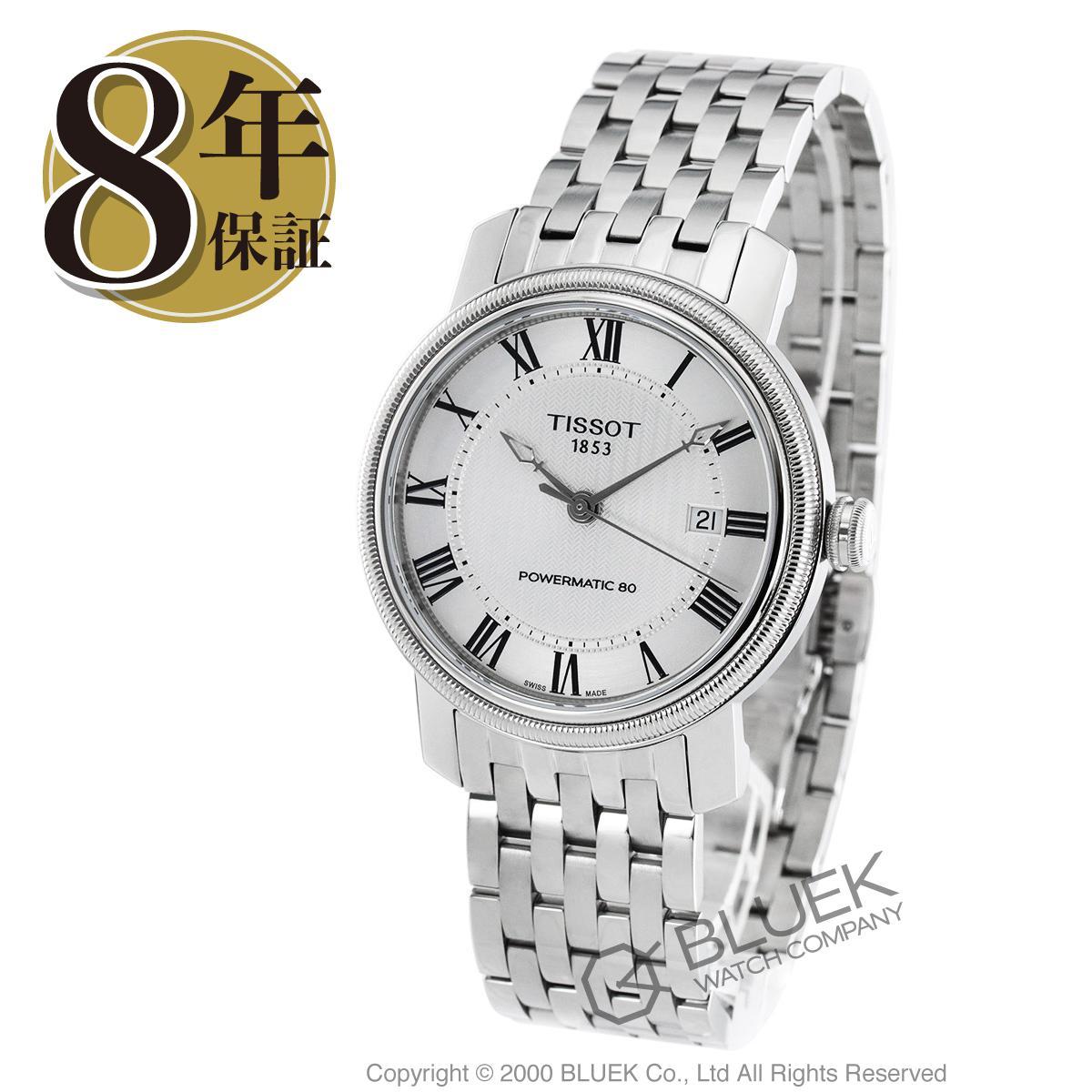 ティソ T-クラシック ブリッジポート 腕時計 メンズ TISSOT T097.407.11.033.00_8