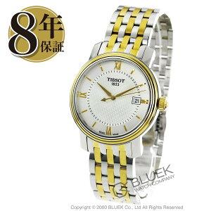 ティソT-クラシックブリッジポート腕時計メンズTISSOTT097.410.22.038.00