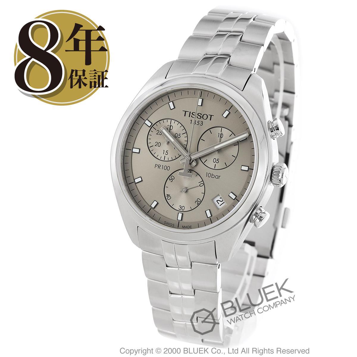 ティソ T-クラシック PR100 クロノグラフ 腕時計 メンズ TISSOT T101.417.11.071.00_8