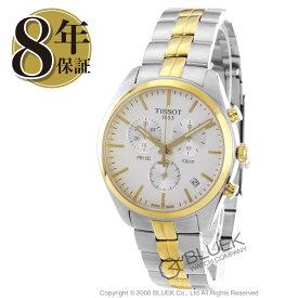 fe7fcab2c1 ティソ T-クラシック PR100 クロノグラフ 腕時計 メンズ TISSOT T101.417.22.031.00_8