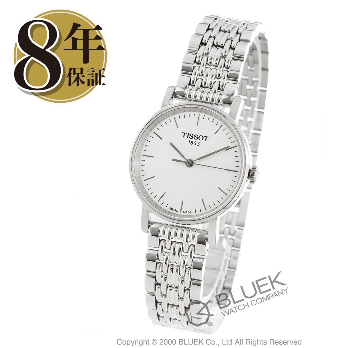 ティソ T-クラシック エブリタイム スモール 腕時計 レディース TISSOT T109.210.11.031.00_8
