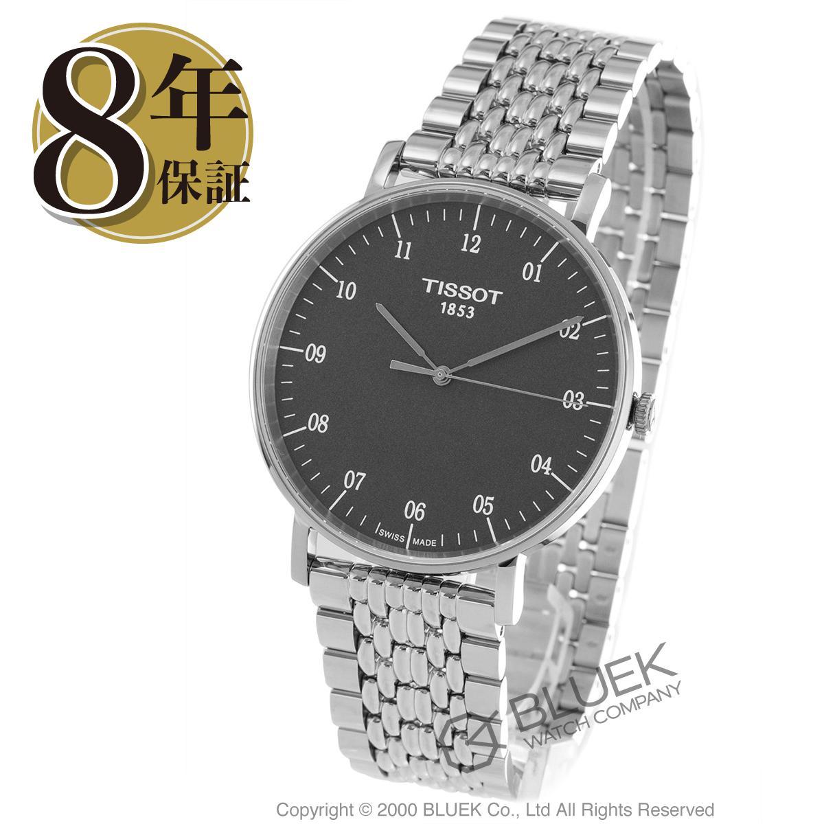 ティソ T-クラシック エブリタイム ラージ 腕時計 メンズ TISSOT T109.610.11.077.00_8