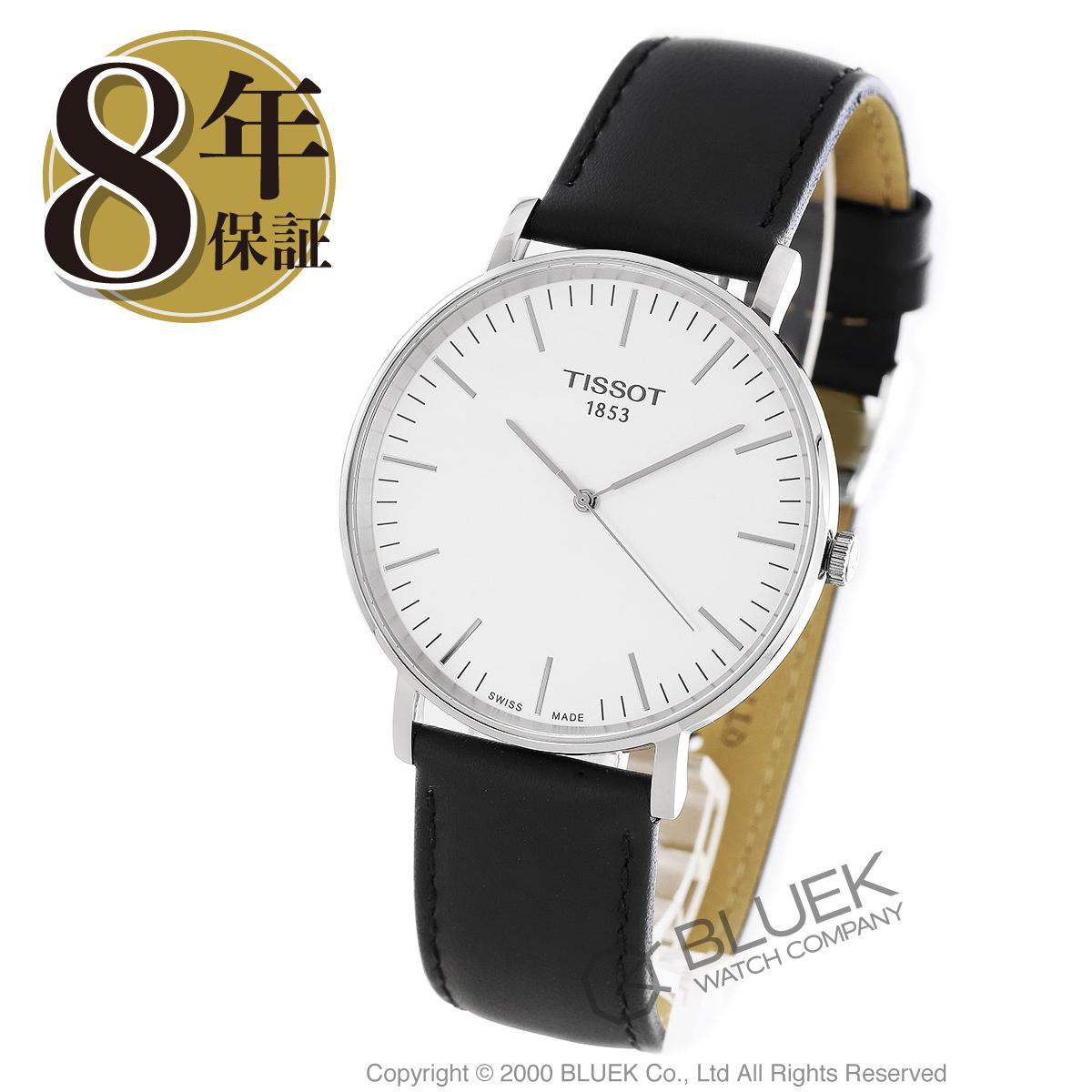 ティソ T-クラシック エブリタイム ラージ 腕時計 メンズ TISSOT T109.610.16.031.00_8