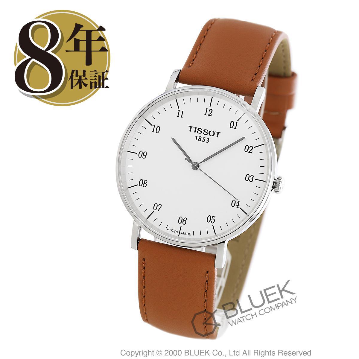 ティソ T-クラシック エブリタイム ラージ 腕時計 メンズ TISSOT T109.610.16.037.00_8