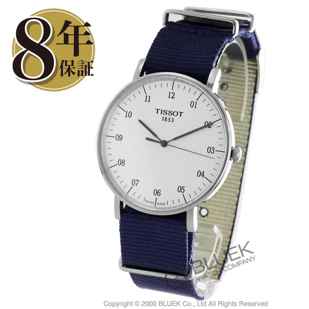 ティソ T-クラシック エブリタイム ラージ 腕時計 メンズ TISSOT T109.610.17.037.00_8