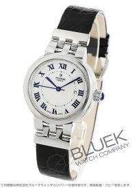 チューダー クレア・ド・ローズ アリゲーターレザー 腕時計 レディース TUDOR 35500