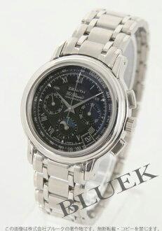 Zenith ZENITH El Primero chronograph master mens 02.0240.410/23.M241GB watch clock