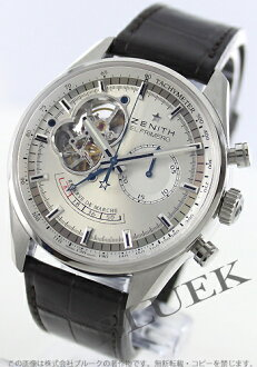 Zenith ZENITH El Primero chronograph master mens 03.2080.4021/01.C494 watch clock