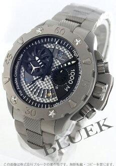 Zenith ZENITH El Primero defy Xtreme 1000 m waterproof mens 95.0527.4021/02.M530 watch clock