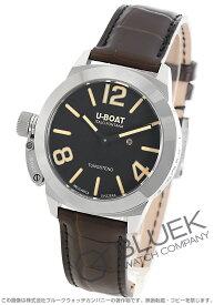 ユーボート クラシコ ストラトス 40 アリゲーターレザー 腕時計 メンズ U-BOAT 9002