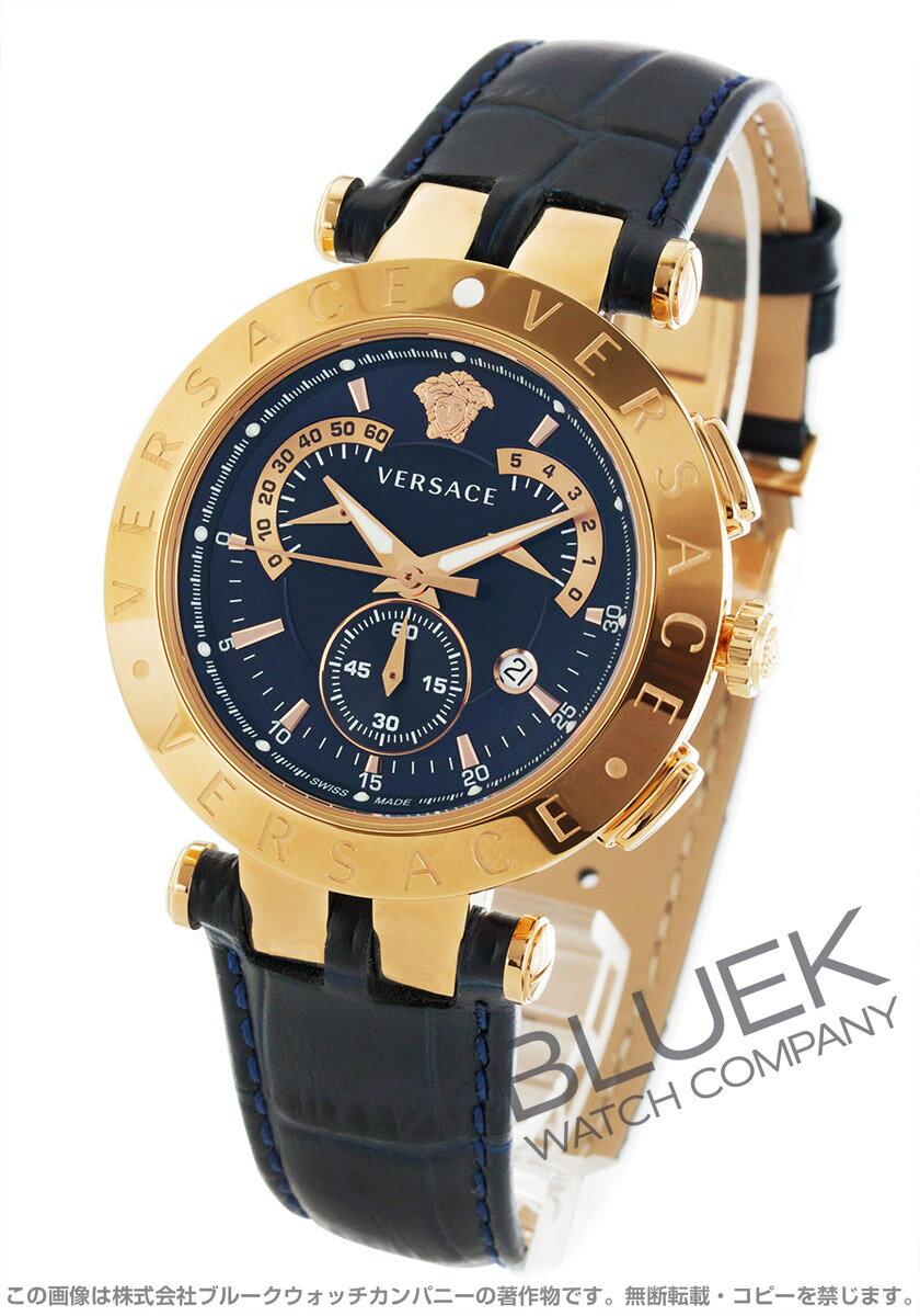 ヴェルサーチ VERSACE 腕時計 V-レース 替えベゼル付き メンズ 23C80D282S282