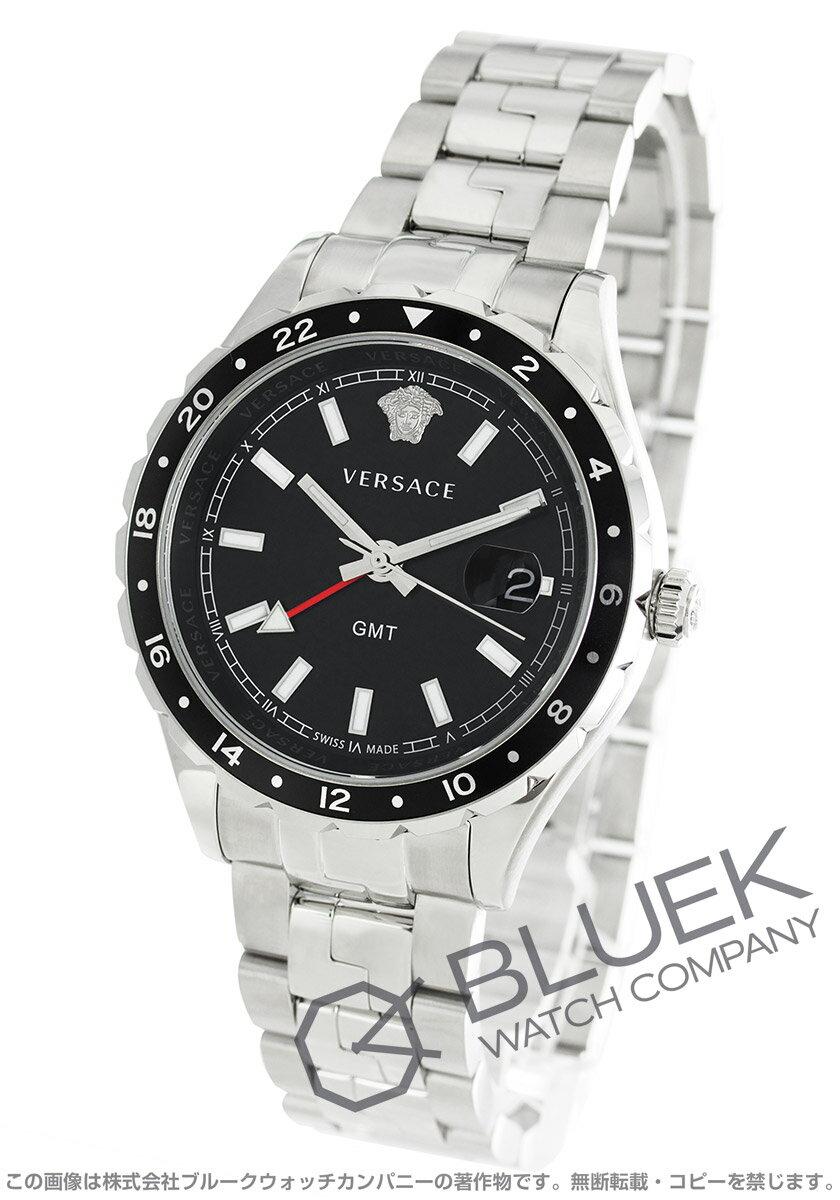 ヴェルサーチ VERSACE 腕時計 ヘレニウム GMT メンズ V11100017