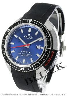 エドックス EDOX 하이드로 하위 500m 방수 망 80301-3NCA-BUIN