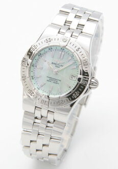 Blight ring Breitling wind rider Lady's A710L12PA watch clock