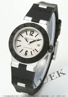 Bulgari Bvlgari Diagono aluminum women's AL29TAVD watch clock