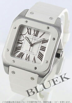 Cartier Cartier Santos 100 Lady's W20129U2 watch clock