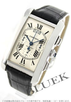 Cartier Cartier tank American men's W2610651 watch clock