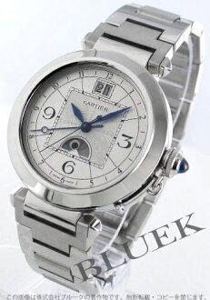 Cartier Cartier pasha men W31093M7 watch clock