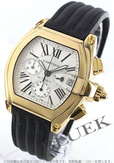 Cartier Cartier roadster men W62021Y3 watch clock