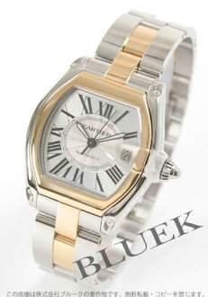 Cartier Cartier roadster men W62031Y4 watch clock