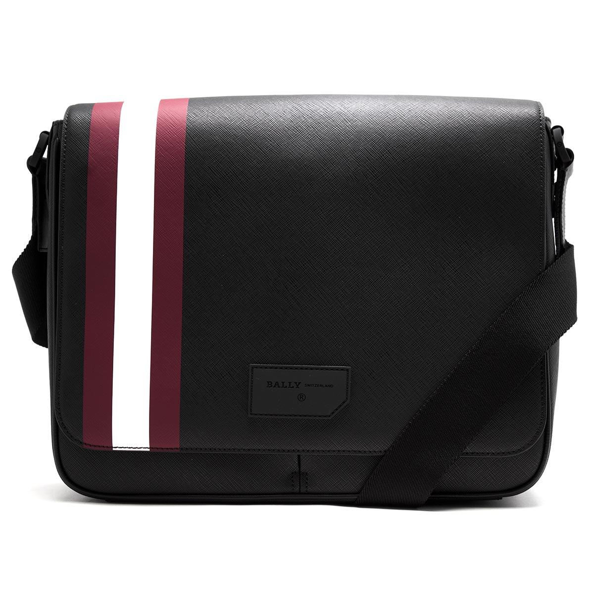 バリー ショルダーバッグ バッグ メンズ ストラッド STRAD ブラック STRADOF 06 6224079 BALLY