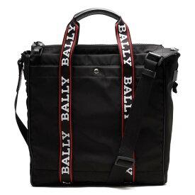 バリー トートバッグ/ショルダーバッグ バッグ メンズ ウォーリー ブラック WALLIE 00 6221775 BALLY