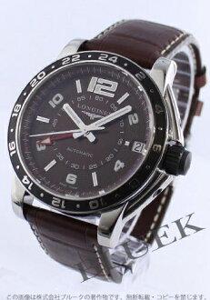 Jin Ron Longines admiral men L3 .668.4.66.3 watch clock