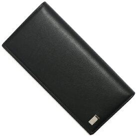 【ポイント最大43.5倍】ダンヒル 長財布 財布 メンズ サイドカー ブラック QD1010 DUNHILL