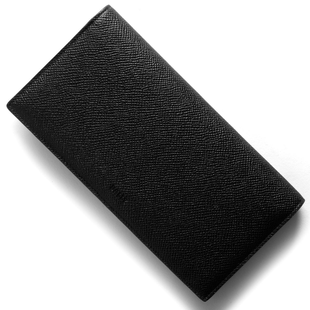 バリー BALLY 長財布 バリロ BALIRO ブラック&レッド BALIRO B 216 2017年秋冬新作 メンズ
