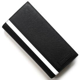 バリー 長財布 財布 メンズ バリロ ブラック BALIROOF 30 6224345 BALLY