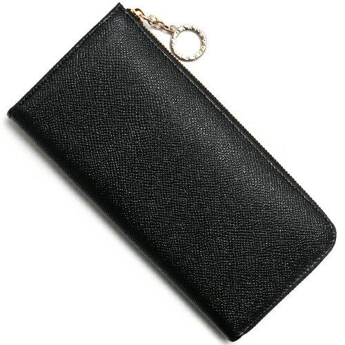 ブルガリ 長財布 財布 レディース ブルガリブルガリ 【BB】 ブラック 280065 BVLGARI