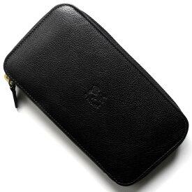 イルビゾンテ 長財布 財布 メンズ レディース リバティ 小花柄 ブラック C0442 LL 899 IL BISONTE