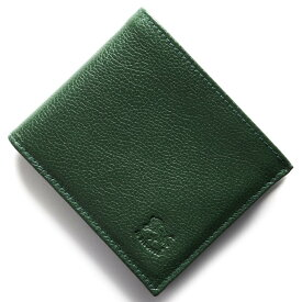 イルビゾンテ 二つ折り財布 財布 メンズ スタンダード STANDARD グリーン C0817 P 293 IL BISONTE