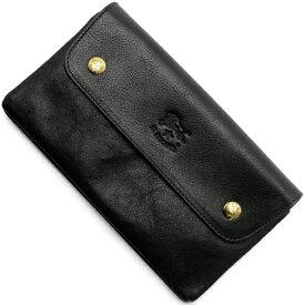 イルビゾンテ 長財布 財布 メンズ レディース ブラック C0937 P 153 IL BISONTE