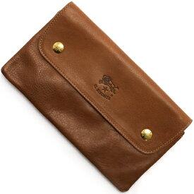 イルビゾンテ 長財布 財布 メンズ レディース チョコレートブラウン C0937 SL 635 IL BISONTE