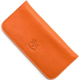 イルビゾンテ 長財布 財布 メンズ レディース スタンダード STANDARD オレンジ C0938 P 166 IL BISONTE