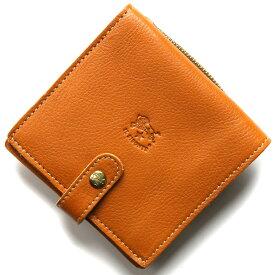 イルビゾンテ 二つ折り財布 財布 メンズ レディース スタンダード キャラメルブラウン C0962 P 145 IL BISONTE